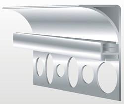 Led Lichtleiste Deckenbeleuchtung led für direktes indirektes licht lichtleiste für led
