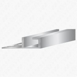 led profile strips f r direkte und indirekte beleuchtung. Black Bedroom Furniture Sets. Home Design Ideas