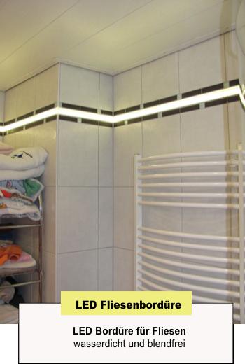 led f r direktes indirektes licht led lichtleisten systeme. Black Bedroom Furniture Sets. Home Design Ideas